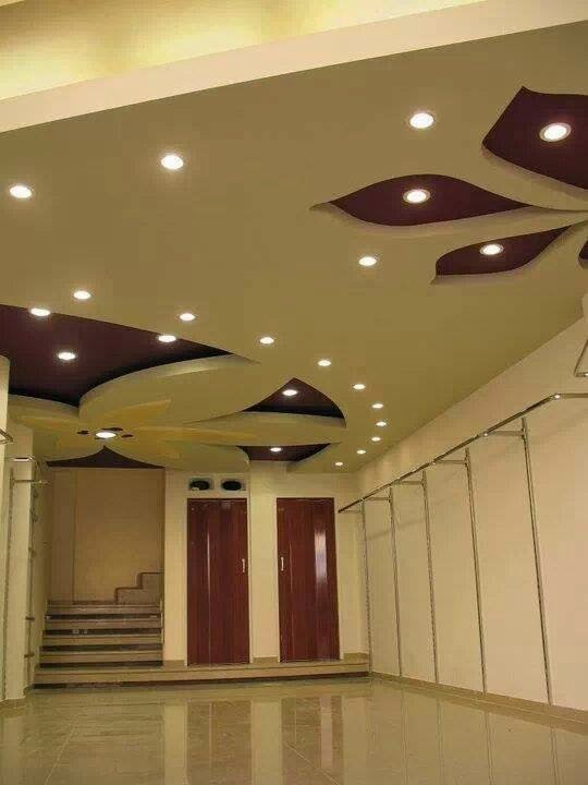 Gypsum Board decor