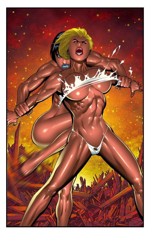 Power Lesbian 22