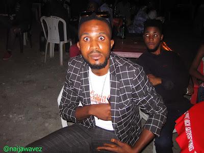 "IMG 0077 - ENTERTAINMENT: Hard Vides Enter10ment Percents ""Turn Up Port Harcourt"". on the 5th, Nov. 2017.(Naijawaveztv Red Capet Photos)"