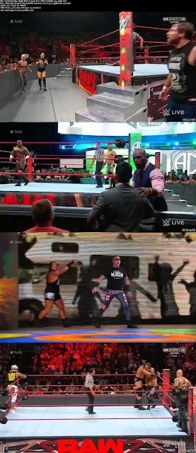 WWE Monday Night Raw 12 June 2017 HDTV 480p
