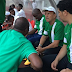 Nigeria Eagle Coach name squad for World Cup qualifier in Zambia