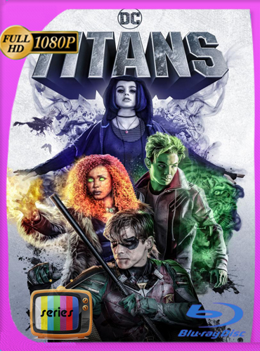 Titans Temporada 1HD [1080p-720p] Subtitulado [GoogleDrive] TeslavoHD