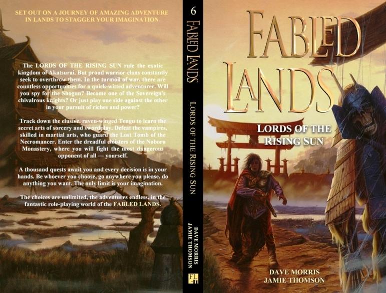 FABLED LANDS RPG PDF DOWNLOAD