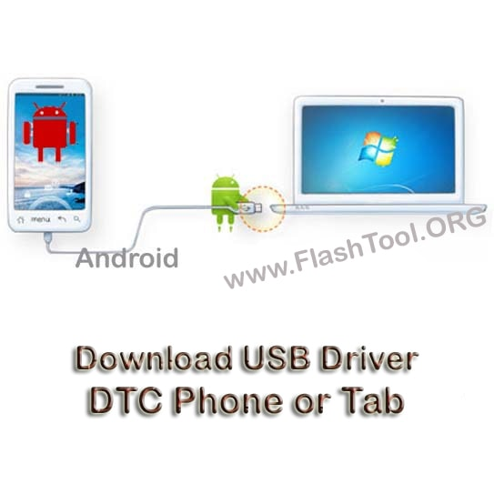 Download DTC USB Driver