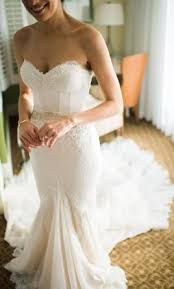 Buying A Used Wedding Dress