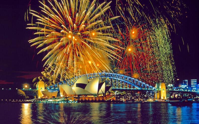Resultado de imagen para sidney año nuevo