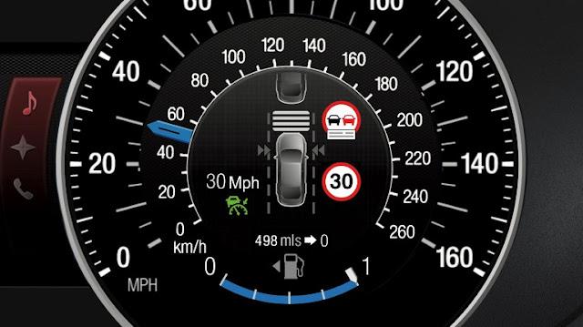 أوروبا : محددات السرعة التلقائية إلى معيار أساسي في جميع السيارات الجديدة