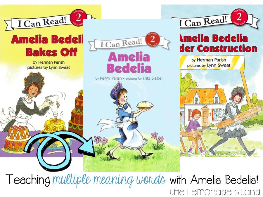 Amelia Bedelia Activities 79554 Loadtve