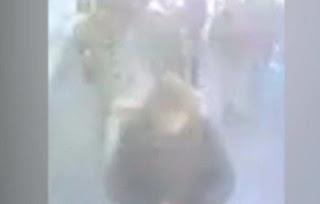 Βίντεο - Σοκ: Η στιγμή της έκρηξης στο σταθμό της Νέας Υόρκης