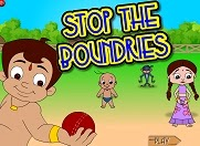 Stop The Boundary