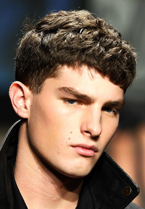 LONG PROM HAIRSTYLES: MEN SHORT HAIRSTYLES 2013: POPULAR ...