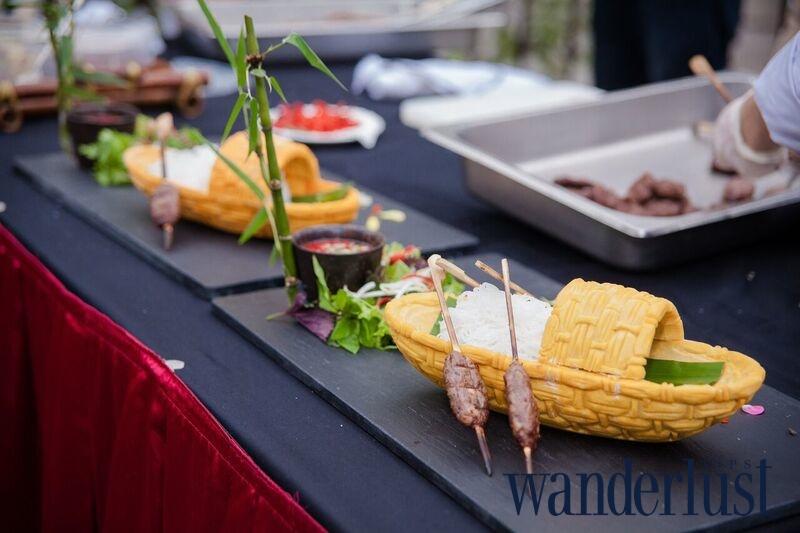 "Wanderlust Tips Magazine | ""Kangaroo Bun Cha"" Cooking Challenge – Taste of Australia in Vietnam 2016"