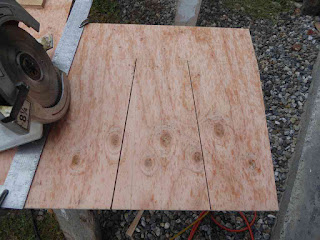 Sides Cut A Matching Pair Of Small Trapezoids