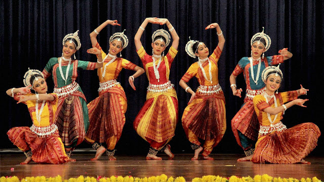 Mahari Dance Orissa 17th Sep.