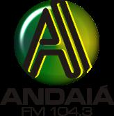 Rádio Andaiá FM de Santo Antônio de Jesus BA ao vivo