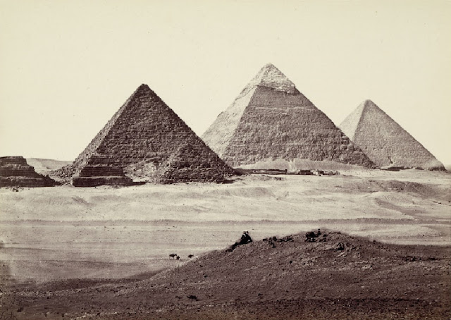 'In Egypt: Travellers and Photographers 1850-1900' opens at Huis Marseille, Netherlands