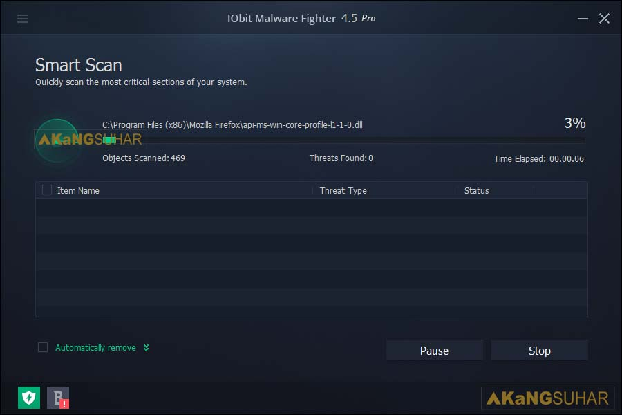 Download IObit Malware Fighter Pro 4.5.0.3457 Full Version