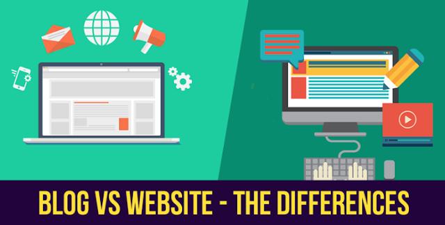 """alt=""""perbedaan utama antara blog dengan website"""""""