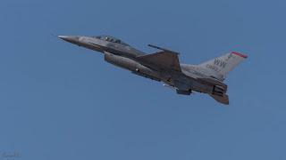 Jet Tempur F-16 AS