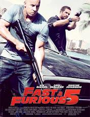 pelicula Fast and Furious 5 (Rápidos y Furiosos 5) (2011)