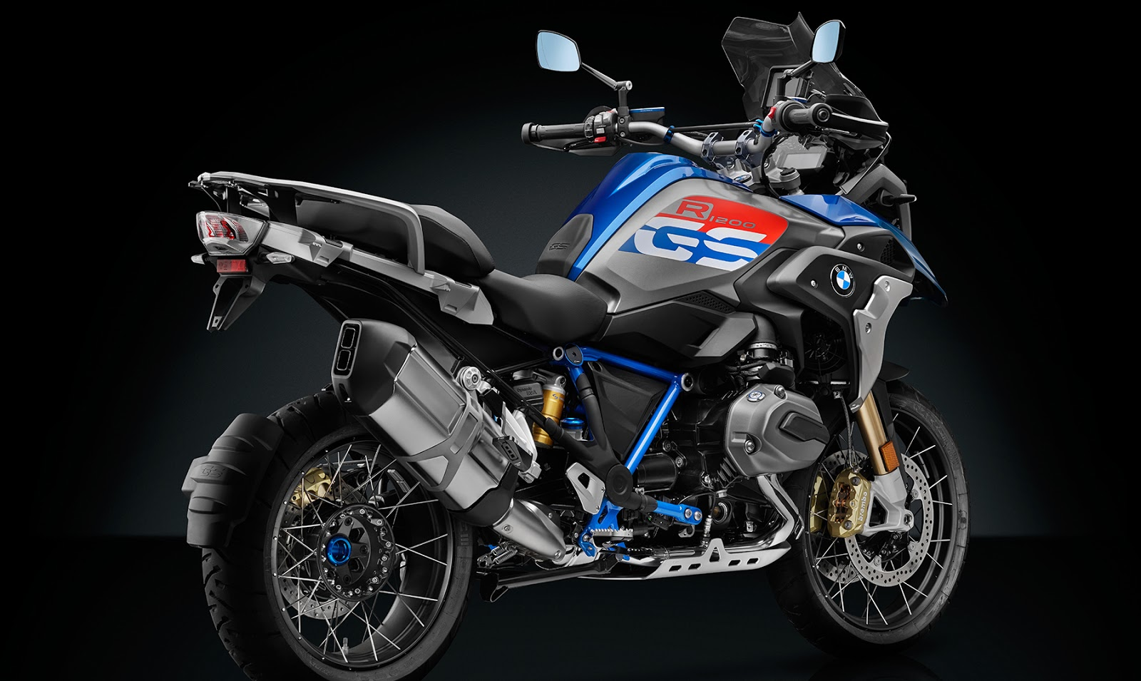 Rizoma pone en forma la BMW R 1200 GS - Fénix Moto