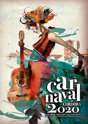 Córdoba - Carnaval 2020 - Musa - José Manuel Aranda Perales