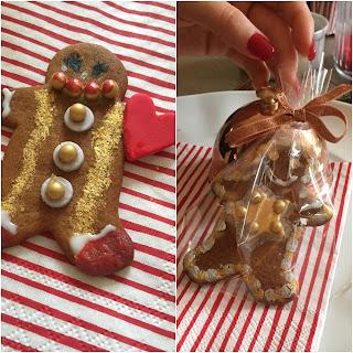 christmas, ginger, food