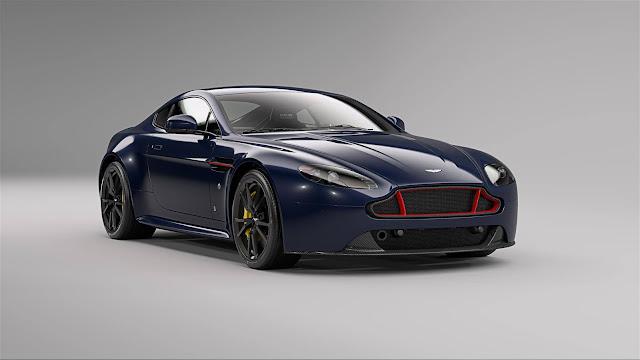 Aston Martin Vantage - Red Bull Racing