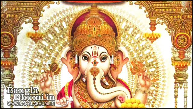 Lord Ganesha Indian God 1366x768 Wide Wallpaper