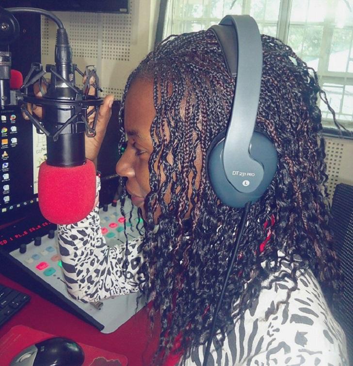 HOPE FM KENYA - Rawder Kidula