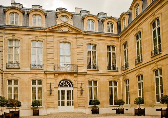 Mansão Hotel D'Avaray em Paris
