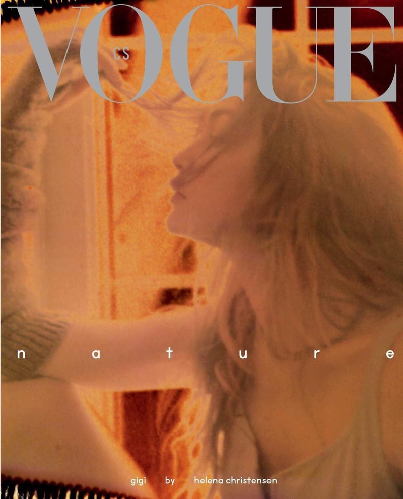 Vogue Czechoslovakia May 2019 Cover