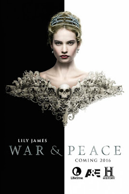 War And Peace (TV) 2016 DVD R2 PAL Spanish