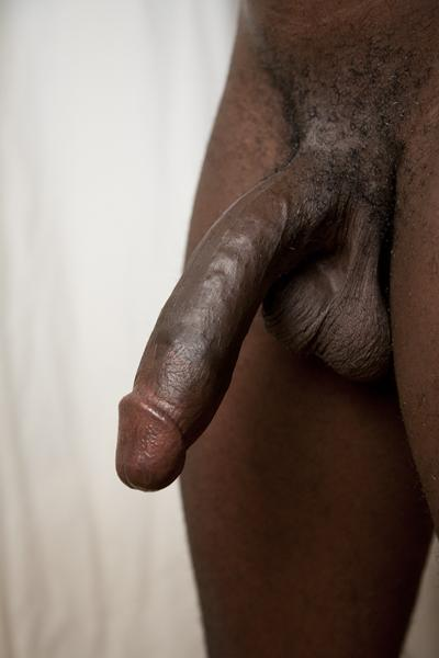big black cut cock
