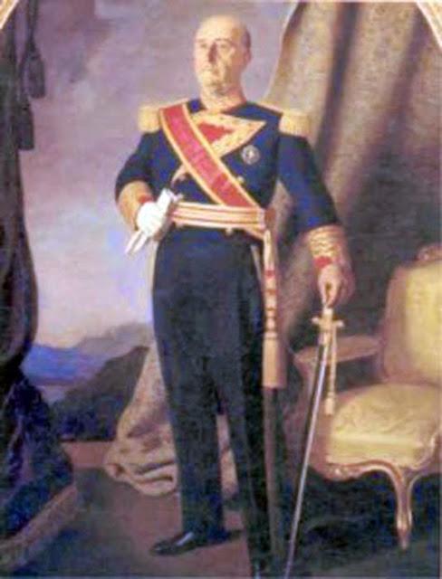 Enrique Segura Iglesias, Francisco Franco, Maestros españoles del retrato, Pintores españoles , pintor español