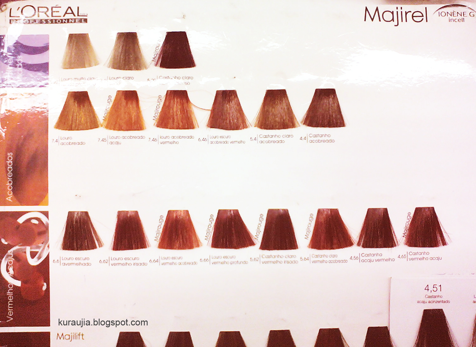 Loreal demi permanent hair color chart hair color ideas 20162017 loreal demi permanent hair color chart nvjuhfo Images