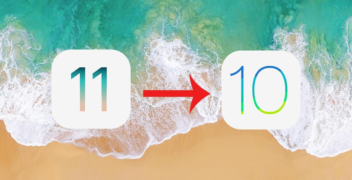 Want to downgradeiOS 11 back to iOS 10.3.2/10.3.3/10.3.1 on iPhone. Here's a guide on how to downgrade iOS 11 to iOS 10.3.2-10.3.1-10.3.3 on iPhone/iPad.