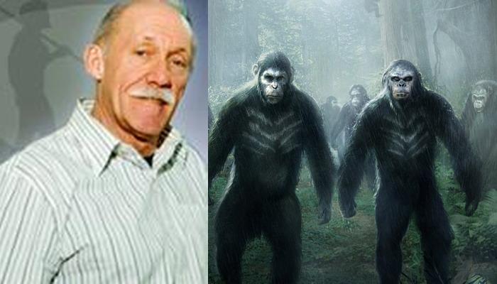 Científico afirma que un híbrido Humano-chimpancé nació en un laboratorio de Florida,EE.UU.