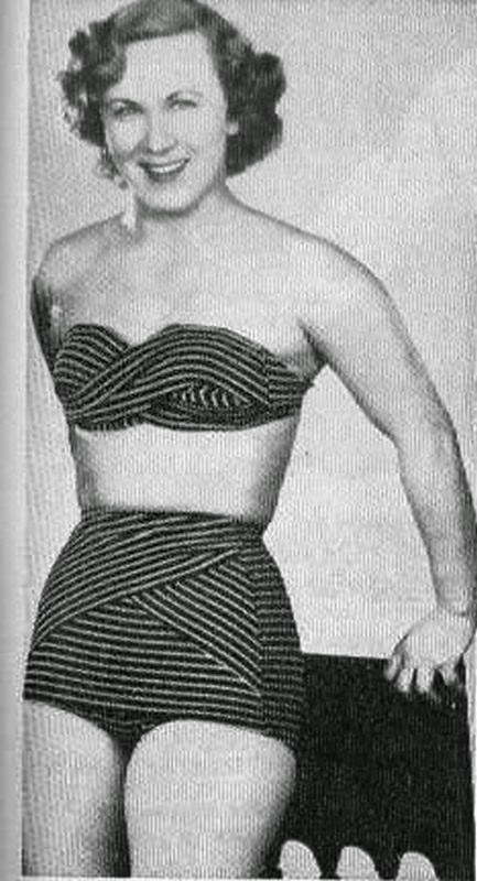 Judy Glover - Women of Wrestling