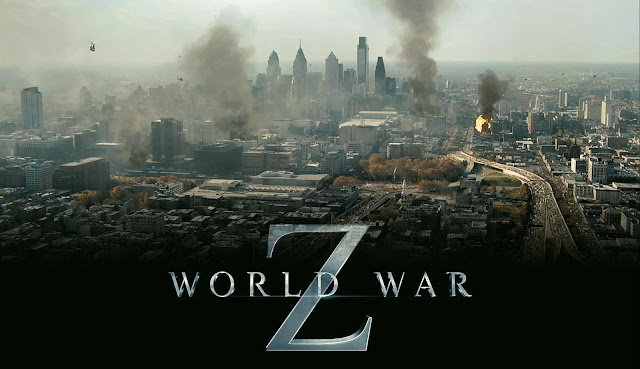World War Z Banner - 2 | A Constantly Racing Mind