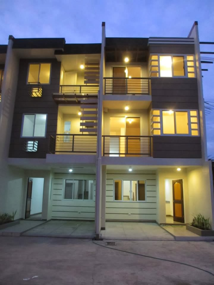 Properties For Sale in the Philippines: AFFORDABLE 3 STOREY
