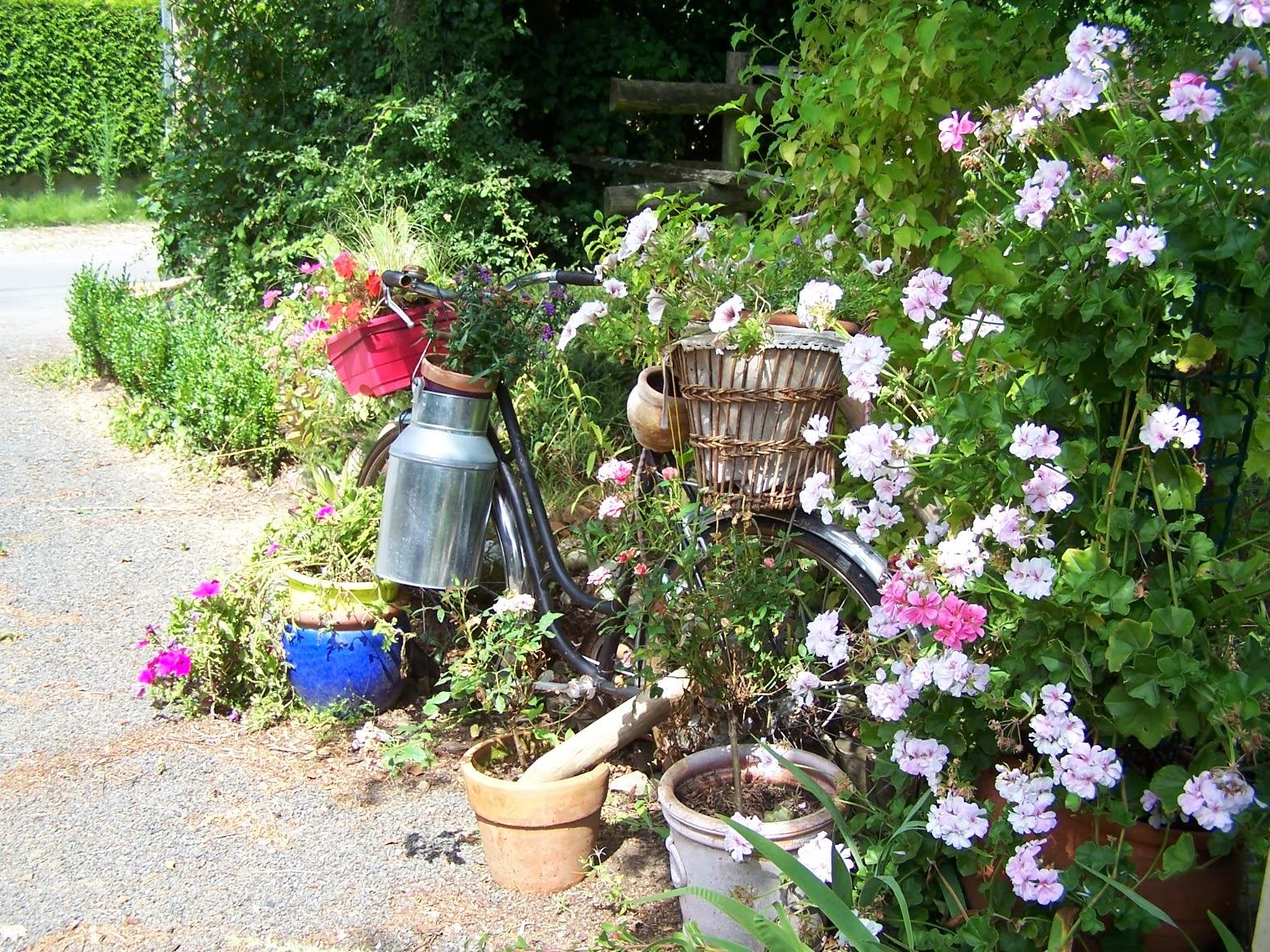 Bienvenue dans mon jardin a fill sur sarthe histoire du for Decoration jardin originale