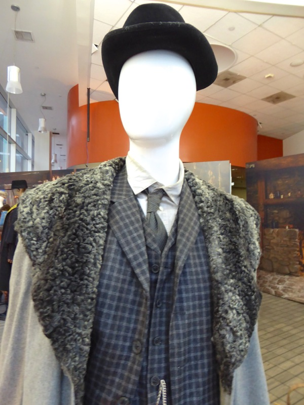 Oswaldo Mowbry Hateful Eight film costume