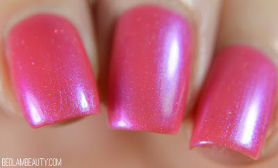Blush Lacquers Teeny Weeny Pink Bikini | Beach Bunny Collection