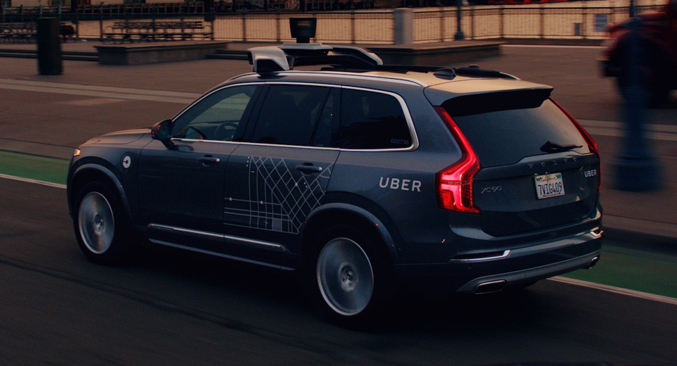 Judge Rules Uber Can Continue Self-Driving Development