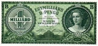 Satu Milyar Triliyun Pengo – Hungaria