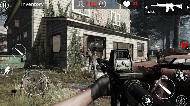 Zombie War Survival