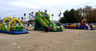 Slide, Obstacle course & Bounce house rentals AZ