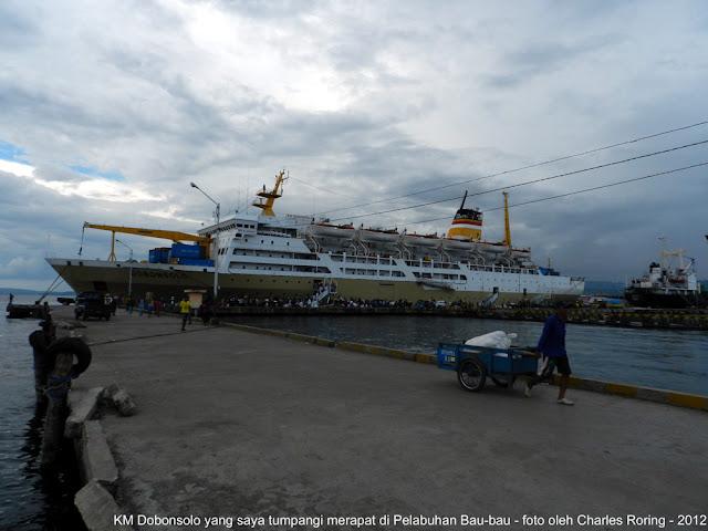 Pelabuhan Bau-bau, Sulawesi Tenggara
