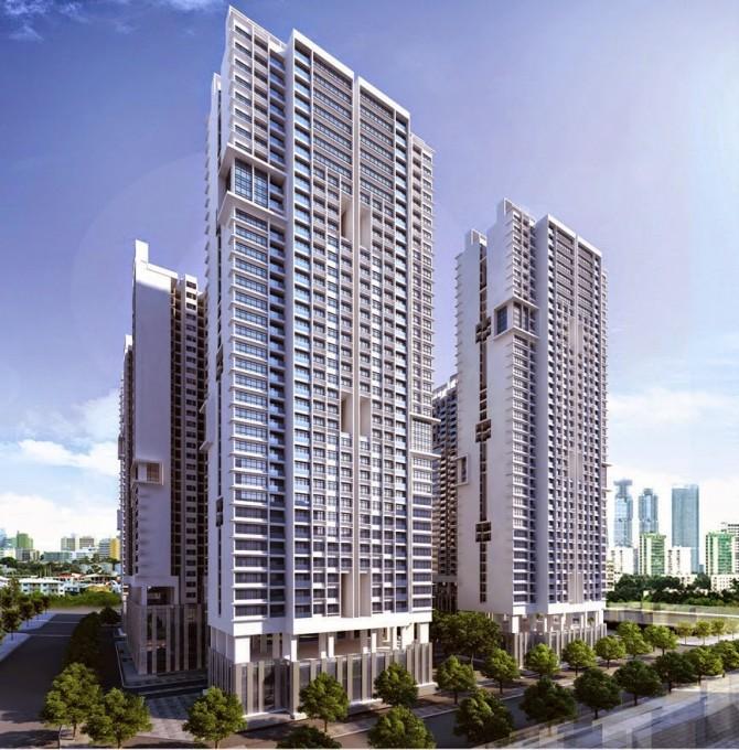Phối cảnh dự án Chung cư Sun Grand City Láng Hạ